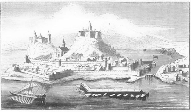 Old_Fortress_in_Corfu_16th_century